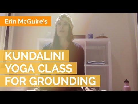 Kundalini Yoga Class for First Chakra and Grounding