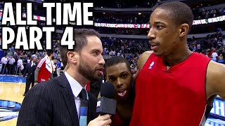NBA Funny Moments and Bloopers of All Time - Part 4