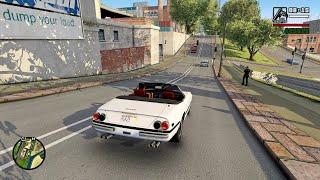 GTA San Andreas 2021 4K Gameplay Part 40 - Deconstruction - GTA San Andreas 4K 60FPS PC