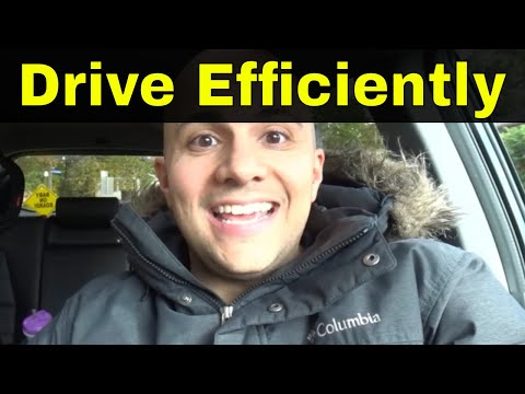 How To Drive A Car Efficiently