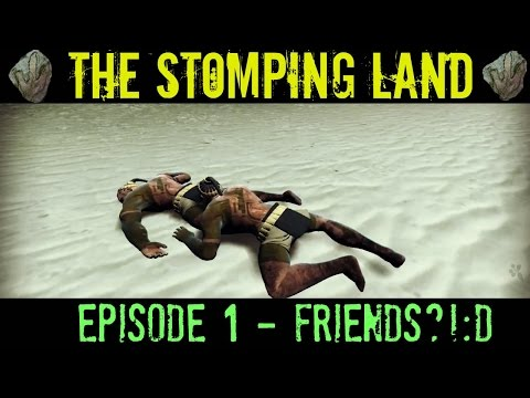 Let's Play: The Stomping Land - Episode 1 - Friends?!:D