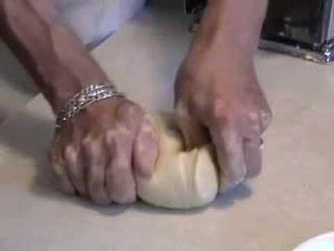 Homemade Pasta Dough a la Uncle Bill