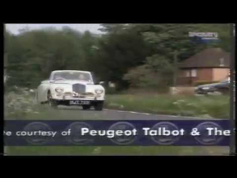 UK TV Program Discovery Channel 1996 'Top Marques' Sunbeam