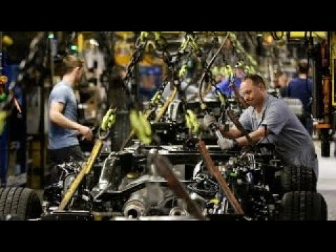 Manufacturing a bright spot in US job market?