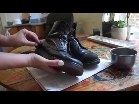Dr Martens Shoe Care Guide