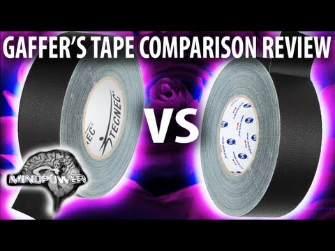 TecNec vs InterTape IPG Gaffers Tape- MindPower009