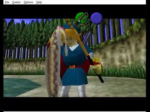 The Legend of Zelda Ocarina of Time Episode 69 Catching The Hylian Loach