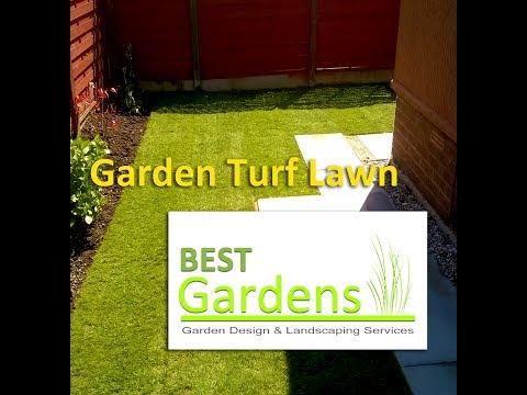 Garden Turf Lawn