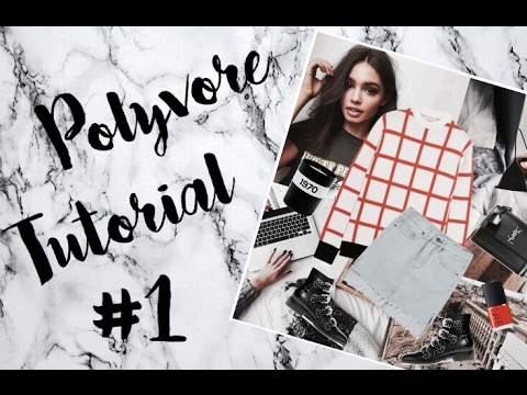 Polyvore Tutorial #1