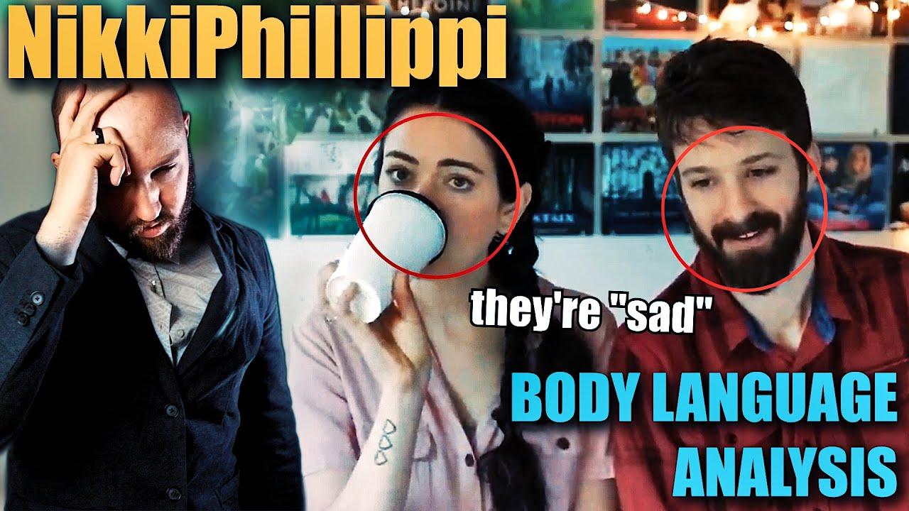 NikkiPhillippi and Husband Dan's FAKE Body Language Betrays Them | Nonverbal Analyst Reacts