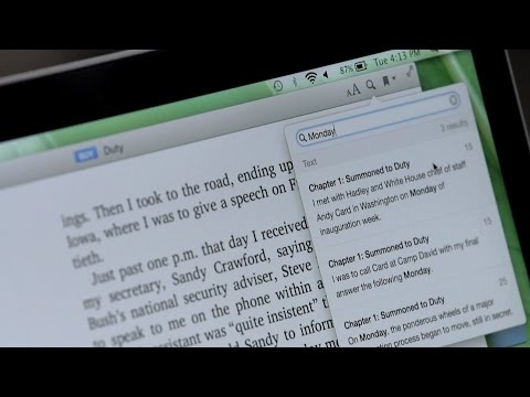 How to Search for Word or Phrase in Book | Mac Basics