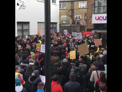 UCU - University and College Union members reject Universities offer and the  #UCUStrike continues ✊