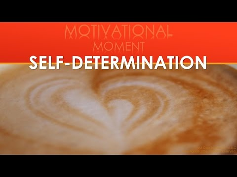 MOTIVATION FOR SUCCESS with Aretha LePearl Day: Session 3, Self-Determination