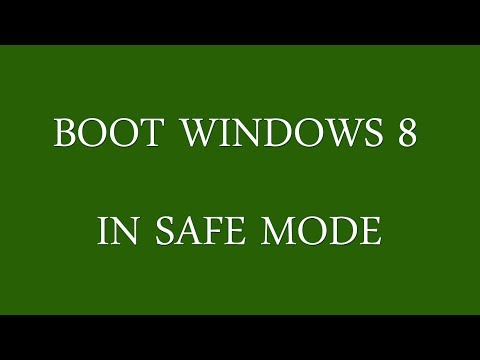 2 Ways to Boot into Safe Mode on Windows 8/8.1