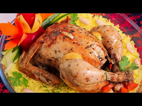 Whole Chicken Roast without Oven Recipe By SooperChef