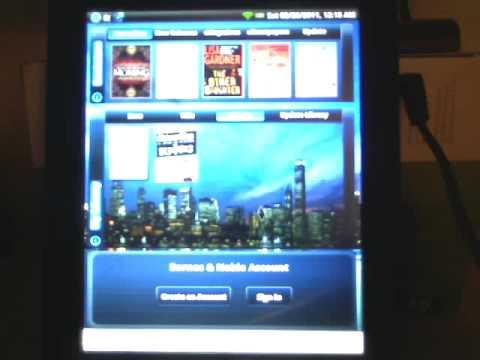 Pandigital Guttenberg ebook download