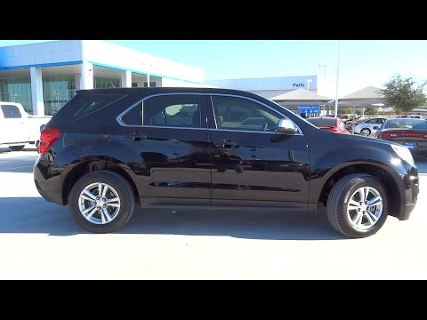 2013 Chevrolet Equinox San Antonio, Houston, Austin, Dallas, Universal City, TX C52741A