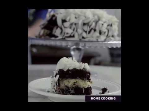 How to make chocolate coconut cake best white chocolate cake recipe white chocolate coconut cake