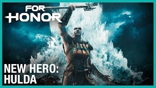 Download For Honor: Year 3 Season 3 – New Hero, Hulda | Cinematic Reveal Trailer | Ubisoft [NA] Video