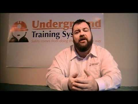 Underground Training Systems - How to get a job in the Mining Industry