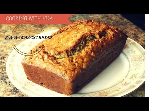 How to Make Banana Walnut Bread