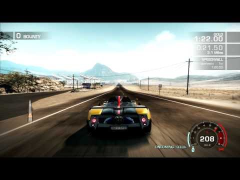 NFS hot pursuit (time attack)