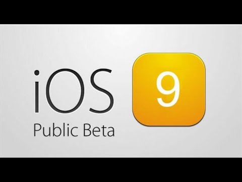 iOS 9 Public Beta for iPhone & iPad - How to get it - What's NEW!?