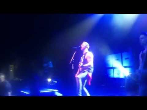 Temper Temper Live - Bullet For My Valentine 2013 Chicago@Riviera Theater