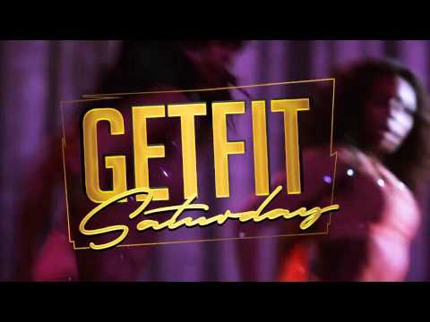 Get Fit Saturday! January 14, 2017