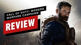 Call of Duty: Modern Warfare Single-Player Campaign Review