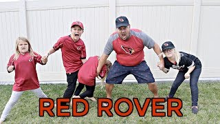 RED ROVER Challenge!