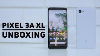 Google Pixel 3a XL Unboxing A Camera Phone but MidRanger?