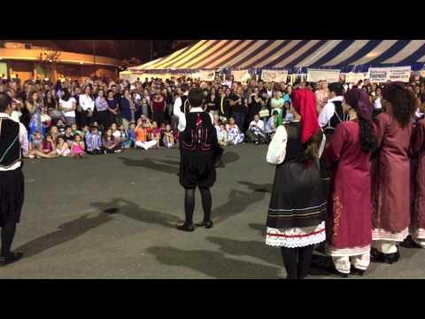 SAINT DEMETRIOS GREEK FESTIVAL 2013 UNION NJ  Part 2