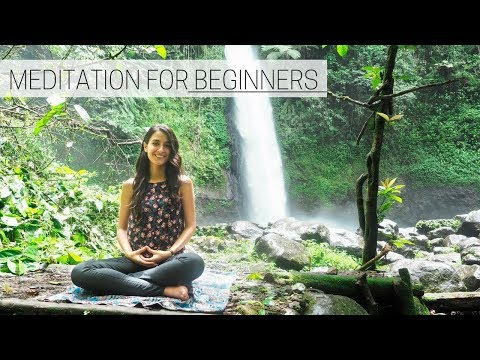 BEGINNER'S GUIDE TO MEDITATION » for a positive & productive day (part 3)