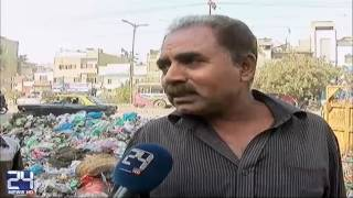 Mayor Karachi  100 day cleanliness campaign  yet not start