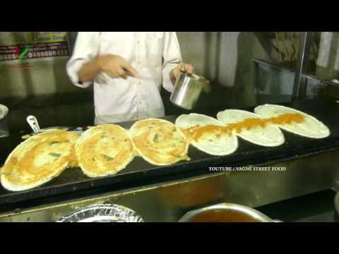 MASALA DOSA RECIPE || How To Make Masala Dosai Recipe || North Indian Masala Dosa ~ VAGMI FOODS