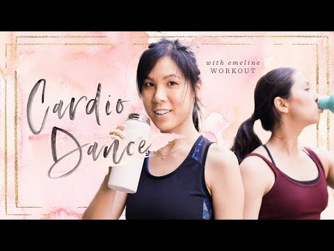 Intense CARDIO DANCE Workout - 10 Minutes!