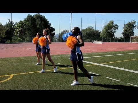 How to Learn a Cheer | Cheerleading