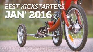 Best Kickstarter Projects You Should Back   January 2016