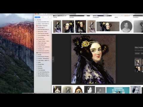 Save an image on a Mac
