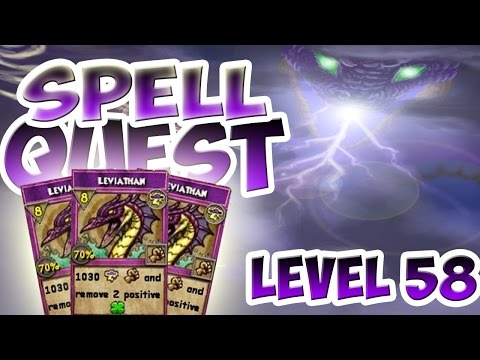 Wizard101: - Level 58 Storm Spell Quest -