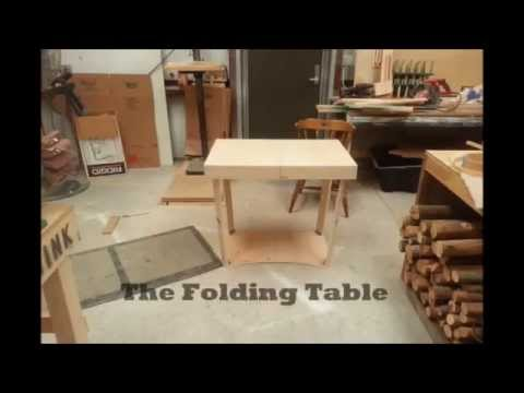 World's Fastest - Folding Table!