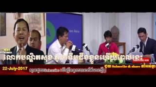 RFA Khmer News,RFA News Daily,cambodia political Main Hot News,Khmer Facebook Hot News 1