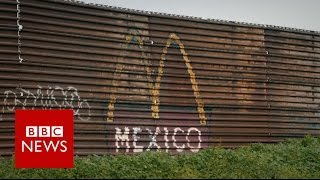 Tijuana: Mexican town that receives the most deportees from US - BBC News
