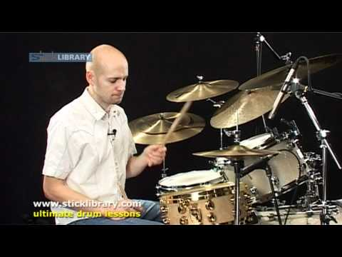How To Play Drums - Rosanna - Toto Drum Lesson With Pete Riley Sticklibrary