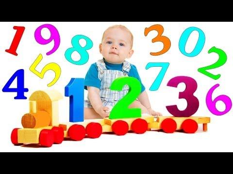 Learning Numbers - Babies Toddlers Pre-schoolers - Numbers for Kids - Teaching Numbers - Learn