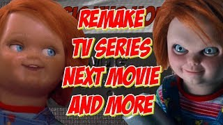 Download Childs Play REMAKE, Chucky TV Series and More - Classic VHS Podcast #7 Video