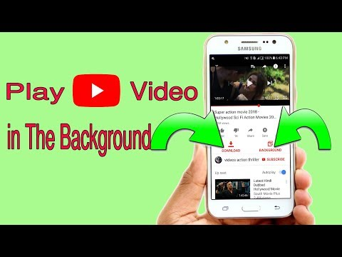 How To Play Video on youtube background in android With OG Youtube Play Youtube Video Backgound