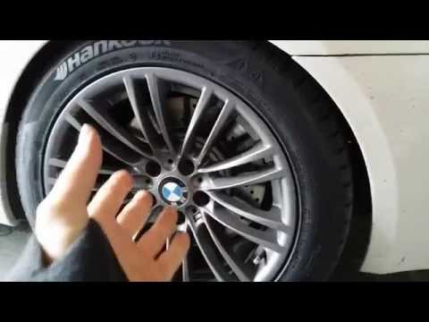 Choosing Snow Tires For a e93 BMW M3