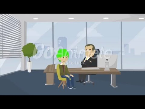 Goanimate animation for Bijuu Mike | #BijuuGoAnimate | Part 1